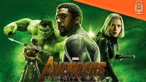 Team Wakanda Avengers Infinity War Banner Released