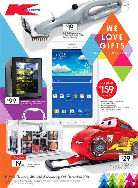kmart catalogue christmas 2014 gift ideas