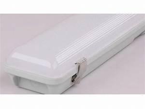 Reglette Led 150 Cm : r glette tanche led ip65 150 cm 60w 4000 k ~ Melissatoandfro.com Idées de Décoration