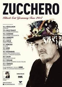 Black Cat World Tour 2017 Deutschland | Zucchero Sugar ...
