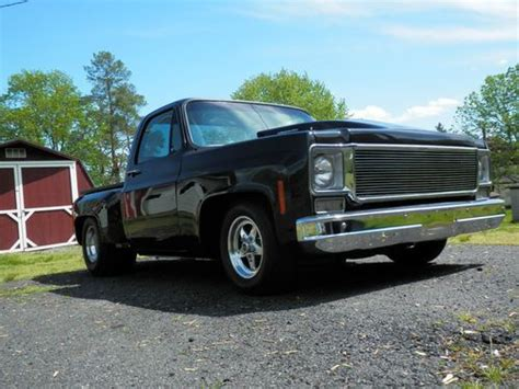 Purchase Used Tubbed Prostreet 1978 Chevy 1500 Step Side