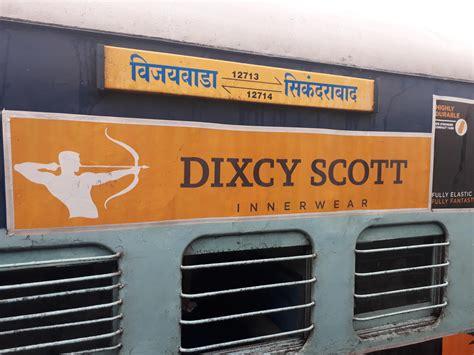12713satavahana Sf Express  Vijayawada To Secunderabad