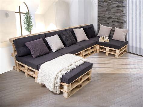 sofa aus paletten paletti sofalandschaft sofa aus paletten fichte fichte natur