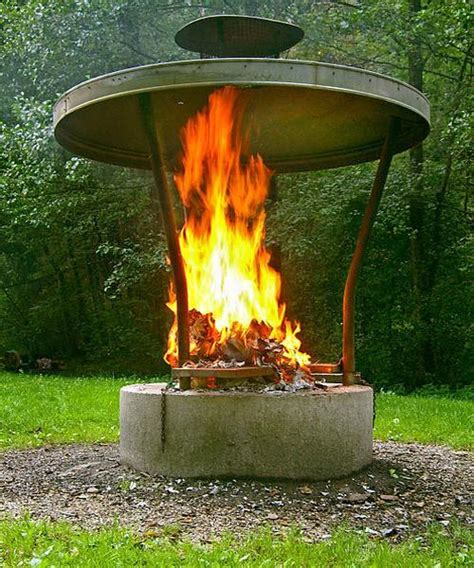 contemporary fireplace design ideas  modern outdoor