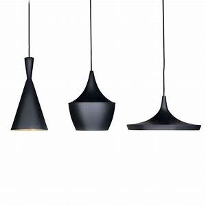Suspension Noire Design : lampe e suspension amsti acier noir unique achat vente lampe e suspension amsti ac ~ Teatrodelosmanantiales.com Idées de Décoration