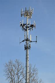 Mobile Cell Phone Tower