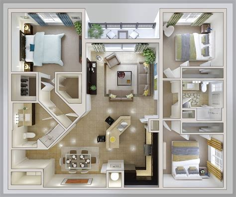 bedroom layout ideas small  bedroom house plan home