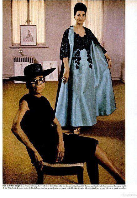 ann lowe black fashion designer  created jacqueline