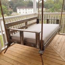 joshua creekside porch swing wayfair