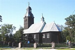 Saint Jadwiga Churchyard - Wielkopolskie Province, Poland