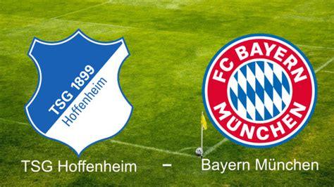 One player has joined bayern from hoffenheim: Bundesliga: Hoffenheim gegen Bayern München live sehen ...