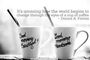 Coffee Cup Good Morning Quotes
