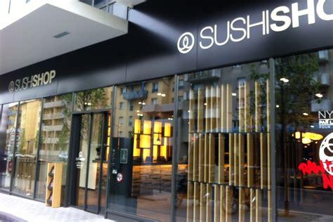 siege sushi shop suhi shop des makis originaux et très frais