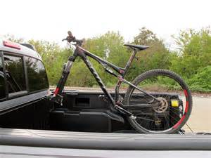 Rail Mount Truck Bed Bike Rack