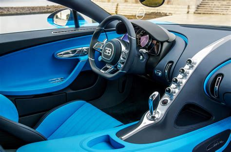 Bugatti Chiron Review (2017)
