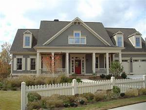 Beautiful, Exterior, House, Paint, Ideas, What, You, Must, Consider, First