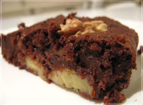 recette gateau banane chocolat