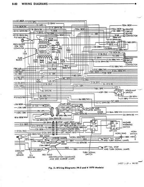 1978 dodge motorhome wiring diagram 35 wiring diagram