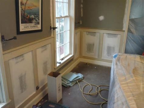 helpadvice  craftsman style wainscoting