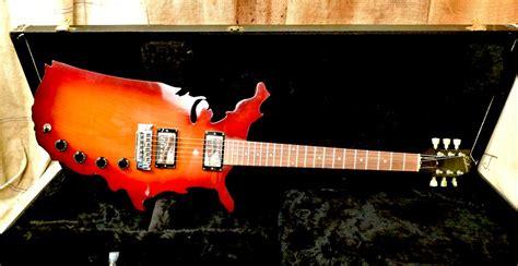 1982 Epiphone Map Guitar