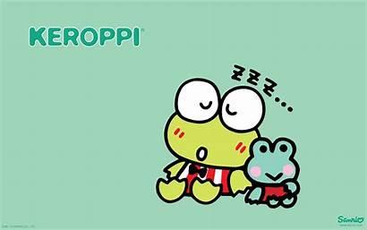Keroppi Sanrio Characters Wallpapers Maru Badtz Backgrounds