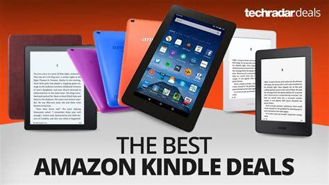 amazon kindle deals    techradar