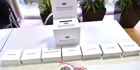 bureau de vote ouverture primaire de la droite les bureaux de vote sont ouverts