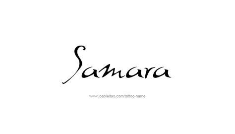 samara  tattoo designs