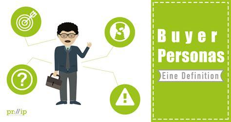 Was sind Buyer Personas? 4 Fragen, 4 Antworten Primus