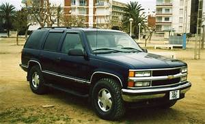 1999 Chevy Tahoe Lifted
