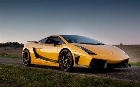 Lamborghini Gallardo Superleggera 4 Wallpaper  Hd Car