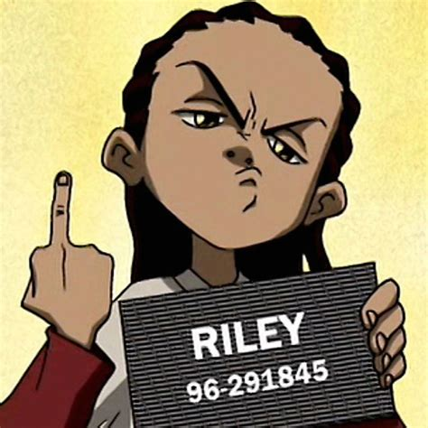 Pin On The Boondocks Is Tha Shit
