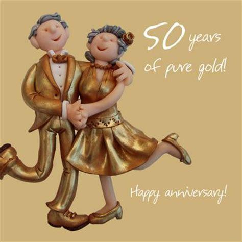 buy holy mackerel happy  wedding anniversary happy gold anniversary  card