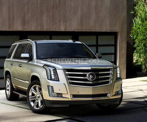 2019 Cadillac Escalade Price, Changes, Redesign, Specs