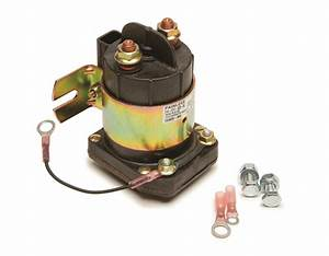 Painless Wiring 40112 Dual Battery Control System Solenoid
