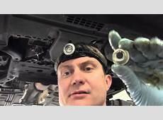 MINI COOPER 2006 R53 TRANSMISSION OIL FILTER CHANGE YouTube