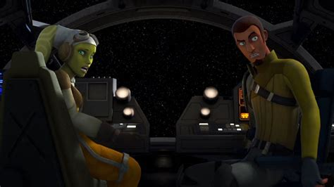 Watch The New Star Wars Rebels Short The Machine In The Ghost