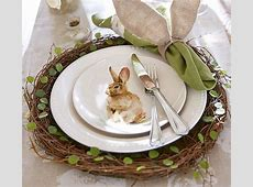 Easter Table Decorations 5 Table Looks to Steal from