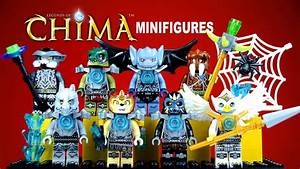 Lego Legends Of Chima Into The Outlands Knockoff