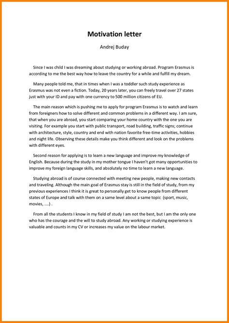 english motivation letter letter signature