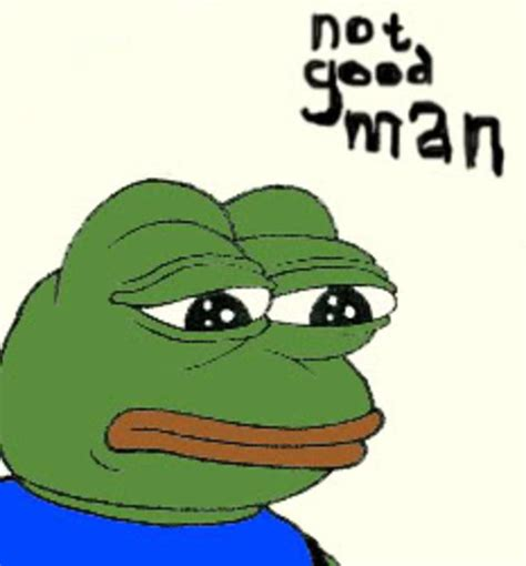 Meme Frog - image 248079 feels bad man sad frog know your meme