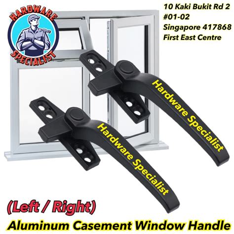 aluminum casement window handle piece shopee singapore