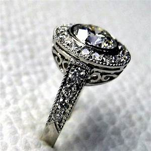 vintage wedding ring pinterest fashion belief With vintage look wedding rings