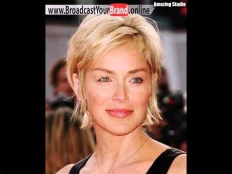 kurze frisuren fuer feine blonde haare youtube