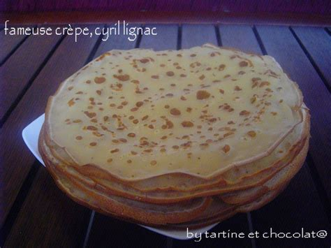 fameuse cr 234 pes de cyril lignac by tartine chocolat