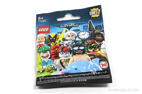 lego blind bags review lego batman minifigures series 2