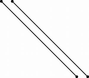 Segments  2 Parallel Line