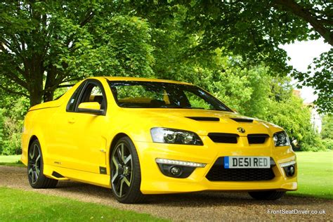vauxhall vxr maloo vauxhall maloo vxr8 2012 front front seat driver
