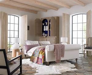 mediterraner einrichtungsstil materialien farben und With balkon teppich mit tapeten für schlafzimmer bilder