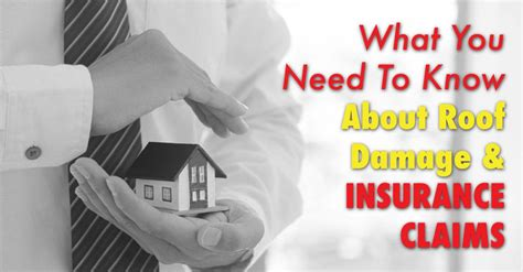 roof damage insurance claims